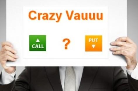 Стратегия для бинарных опционов «Crazy Vauuu»