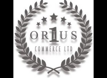 Orius Commerce LTD — Vitorius.com