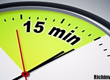 Стратегия торговли бинарными опционами 15 минут