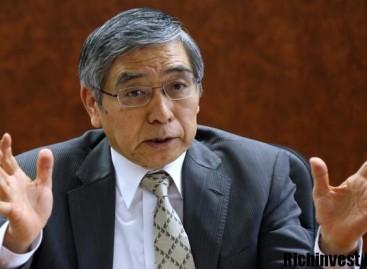 Японская иена снижается после заявлений Харухико Куроды (Аналитика на 12.02.16)