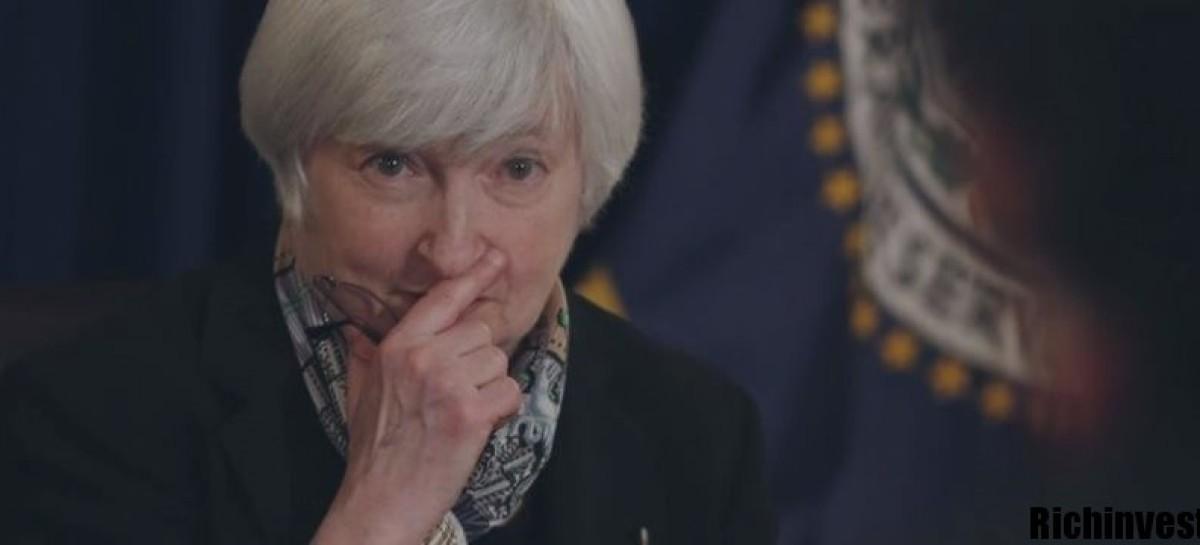 Ожидания выступления Джаннет Йеллен оказывают давление на доллар (Аналитика на 10.02.16)