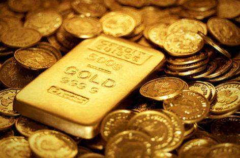 Золото снижается в цене, но сохраняет перспективы роста  (Аналитика на 13.04.16)