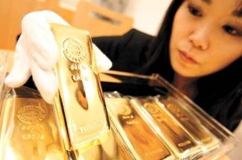 На рынке золота возрастает роль Китая (Аналитика на 20.04.16)