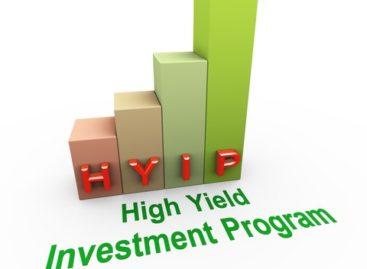 HYIP – обман века или площадки для инвестирования?