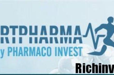 Sport Pharma Invest —   зарабатывай на фармацевтике до  5,7% в день!