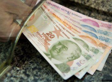 Турецкая лира восстанавливается после падения (Аналитика на 18.08.16)