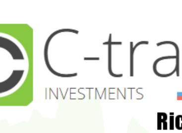 C-trade – инвестируйте в криптовалюту и получайте от 1,35% в день!