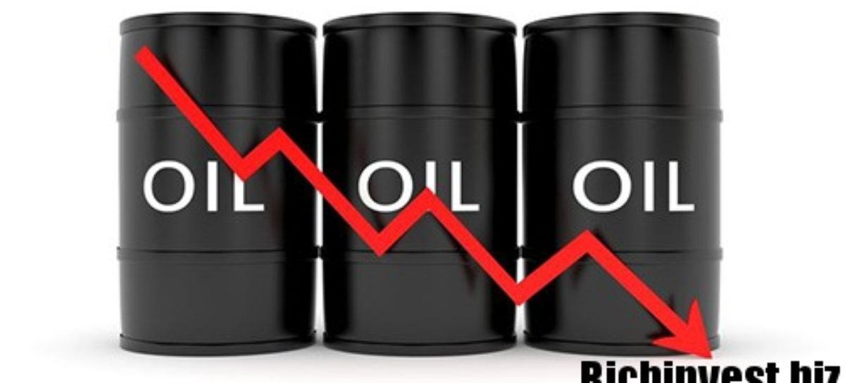 Нефть немного дешевеет после активного роста в четверг