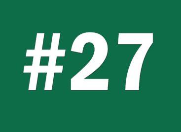 Отчет по инвестициям #27