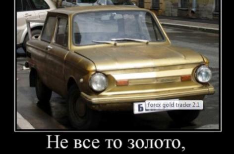 Советники Форекс Forex Gold Trader 2.1.