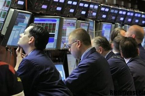 Отбор ценных бумаг для трейдинга NYSE