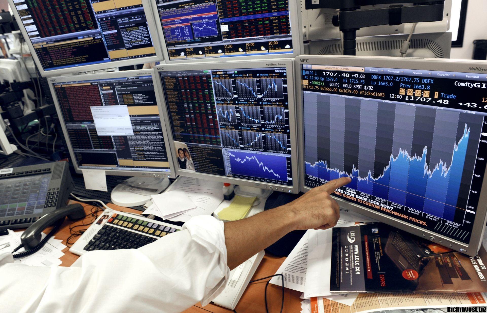 Торговля на финансовых рынках робот gold форекс