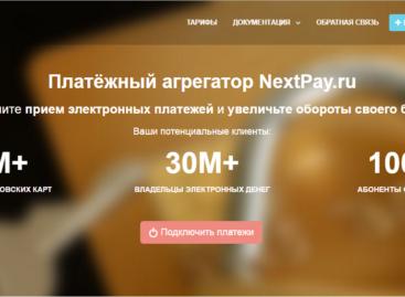 Обзор платежной системы NextPay