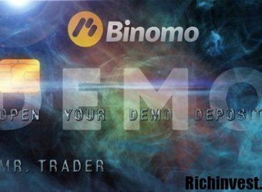 Торговый терминал брокера Binomo – пошаговая наглядная инструкция использования