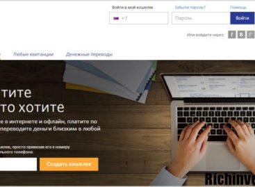 Популярные платежные системы Рунета
