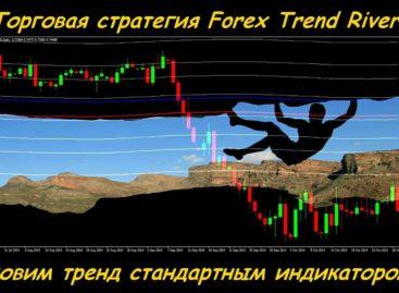 Forex стратегия «Trend River»