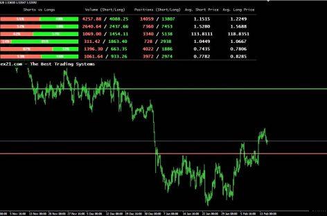 Стратегия и индикатор Insiders Forex