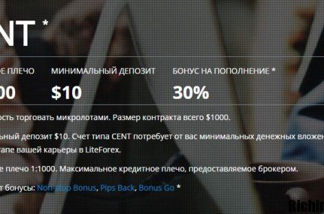 Обзор лучших центовых брокеров на валютном рынке Forex