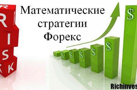 Математические системы торговли на Форекс