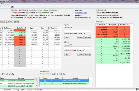 Программы для биржи криптовалют