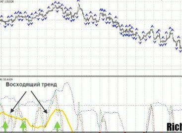 TDI Trend: стратегия одного индикатора