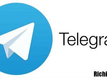 Телеграм – новая форма скрипта