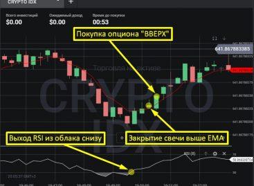 Торговля криптовалютой на «облаке» в RSI