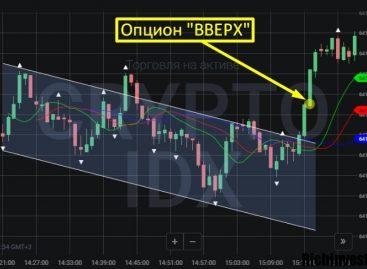 Торговля криптовалютой по каналу Баришпольца