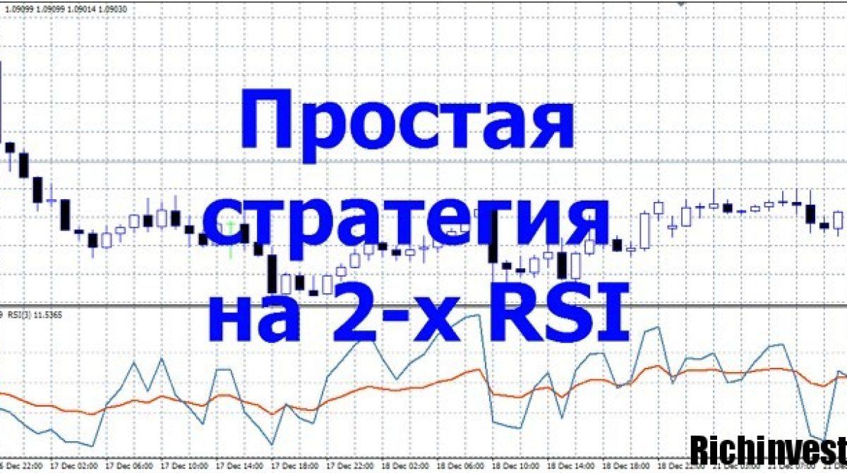 Стратегия Форекс «RSI 2/12»: просто и прибыльно!