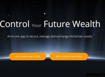 Обзор кошелька для криптомонеты Exodus