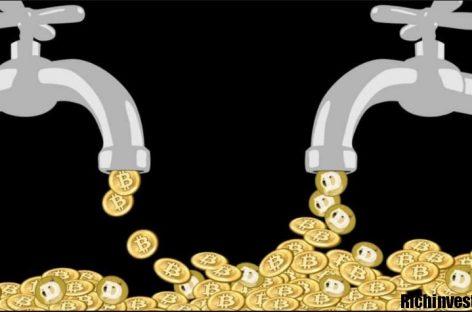 Автоматические краны криптовалют