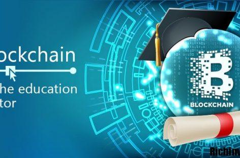 Перспективы использования технологии blockchain в сфере образования