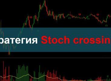 Форекс стратегия для внутридневной торговли Stoch Crossing