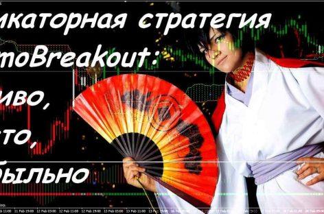 Торговая система для рынка Форекс «Kumo Breakout»