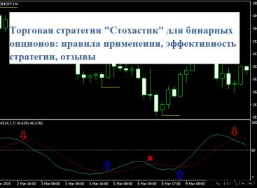 Торговая стратегия «Стохастик» для бинарных опционов: правила применения, эффективность стратегии, отзывы