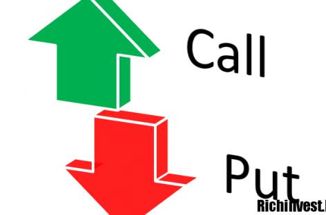 Что такое опционы «Call и Put» и как с ними работать