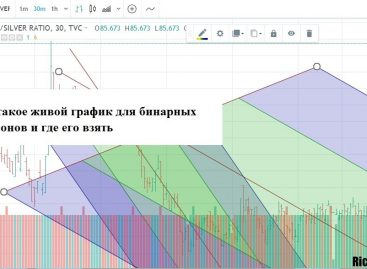 Что такое живой график для бинарных опционов и где его взять