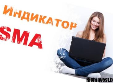 Индикатор SMA для бинарных опционов: обзор, использование, настройка и отзывы