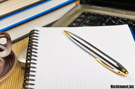 Дневник трейдера бинарных опционов: особенности, советы и правила ведения