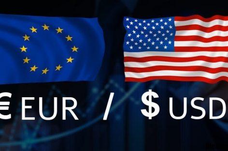 Анализ и прогноз валютной пары EURUSD