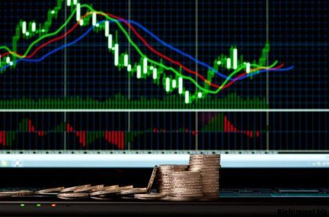 Стратегия торговли по индикатору линейной регрессии