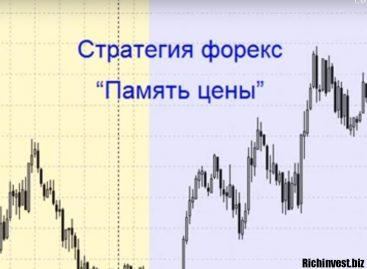 Стратегия для рынка Форекс «Память цены»: подготовка терминала, условия торговли